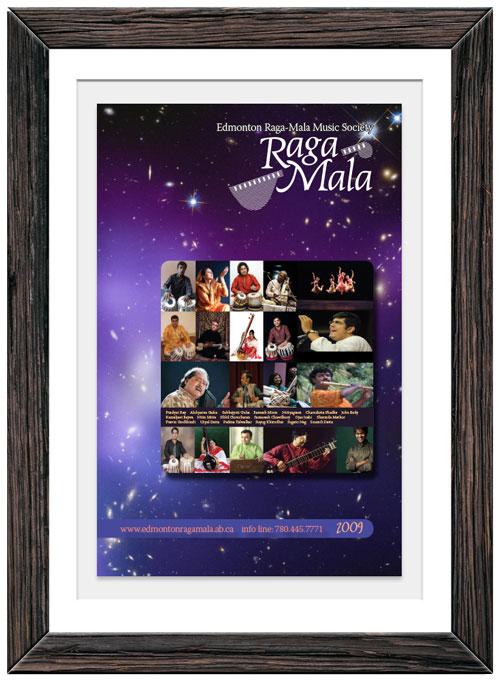 Raga-Mala 2009 program